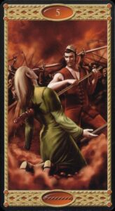 5-of-wands-5
