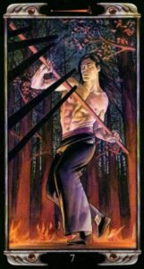 7-of-wands-7
