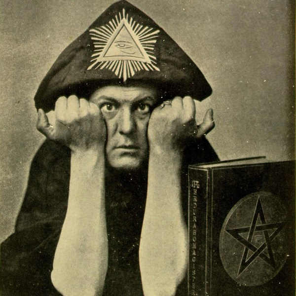Алистер Кроули - мистик, оккультист, поэт